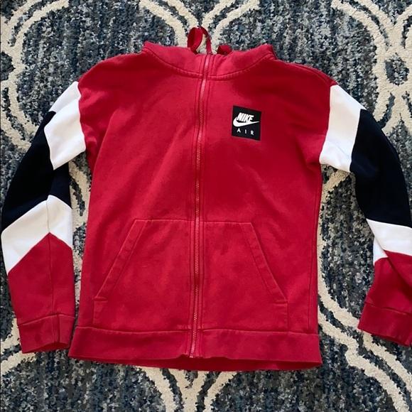Nike Air Zippered Hoodie GUC S Vintage